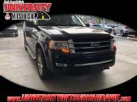 **HAGGLE FREE PRICING** Black 2017 Ford Expedition EL