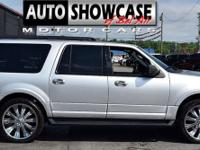 This 2017 Ford Expedition EL 4dr XLT 4x2 features a