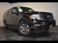Step up to our 2017 Ford Expedition EL XLT that's