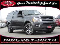 Options:  2017 Ford Expedition El Xlt|Blue|Balance Of