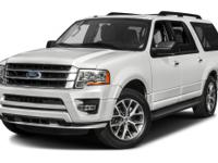Options:  2017 Ford Expedition El Xlt|Oh Yeah!