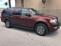 This 2017 Ford Expedition EL XLT 4x4 is offered to you
