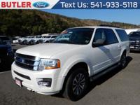2017 Ford Expedition EL 4WD 6-Speed Automatic EcoBoost