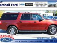 Ford CERTIFIED** 4 Wheel Drive, never get stuck again!!