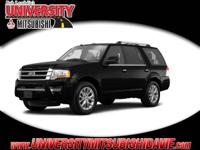 **HAGGLE FREE PRICING** Black 2017 Ford Expedition