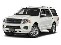2017 Ford Expedition Limited 4D Sport Utility Shadow