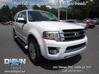 2017 Ford Expedition Limited  *BLUETOOTH MP3*, *STILL