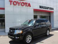 New Price! Black 2017 Ford Expedition Limited 4WD