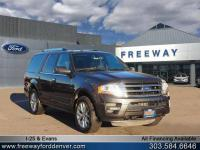 Magnetic 2017 Ford Expedition Limited 4WD 6-Speed