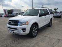 Options:  2017 Ford Expedition Xlt|White Platinum