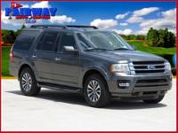 CARFAX One-Owner. XLT Gray Recent Arrival! Reviews: *