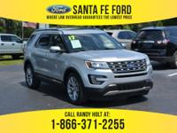 *2017 Ford Explorer Limited *- Sport Utility Vehicle -