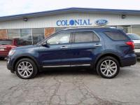 2017 Ford Explorer Limited Four Wheel Drive With