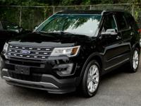 CARFAX One-Owner. Clean CARFAX. 2017 Ford Explorer