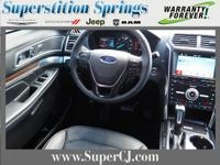 Navigation system, backup camera, 3rd row seating,