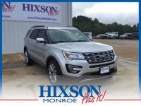 This 2017 Ford Explorer Limited is proudly offered by