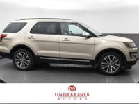 A BETTER BUYING EXPERIENCE. 2017 Ford Explorer Platinum