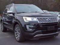 2017 Ford Explorer. AWD. Traction control is