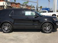 Options:  2017 Ford Explorer Sport|B/|V6 3.5 L