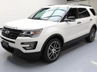 This awesome 2017 Ford Explorer 4x4 comes loaded with