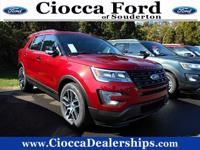 Moonroof, Nav System, Heated Leather Seats, Third Row