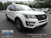 2017 Ford Explorer Sport  *BLUETOOTH MP3*, *STILL UNDER