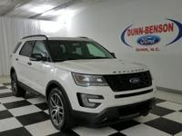Options:  2017 Ford Explorer Sport|For Internet Pricing