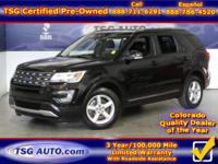 **** JUST IN FOLKS! THIS 2017 FORD EXPLORER XLT HAS