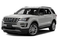 This outstanding example of a 2017 Ford Explorer XLT is