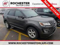 Recent Arrival! Explorer XLT Magnetic CARFAX One-Owner.
