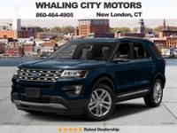 All Wheel Drive! Your lucky day! 2017 Ford Explorer.
