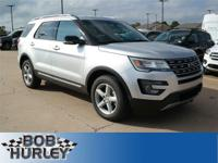 The 2017 Explorer shines with sharp satin chrome