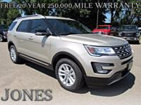 FREE 20 YEAR / 250,000 MILE WARRANTY, BLUETOOTH, MP3,