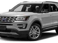 This 2017 Ford Explorer XLT is proudly offered by Bay