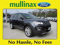 2017 Ford Explorer XLT At Mullinax there are NO DEALER