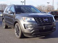2017 Ford Explorer. Stability and traction control
