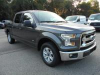 This 2017 Ford F-150 XLT SuperCrew has tons of room and