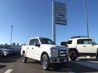 Options:  2017 Ford F-150|4 Wheel Drive|Never Get Stuck