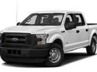 Options:  2017 Ford F-150 |We Have Some Great Specials