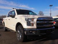 2017 Ford F-150. 4WD. Antilock Brakes are lionhearted