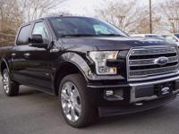 2017 Ford F-150. 4WD. Stability and traction Control