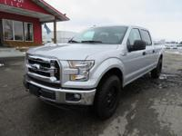 Options:  2017 Ford F-150 Our Great Looking 2017 Ford