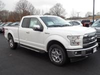 Options:  Equipment Group 502A Luxury Lariat Chrome