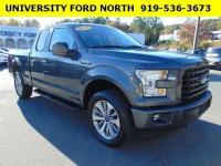 CARFAX One-Owner. Clean CARFAX. 2017 Ford F-150 XL