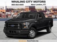 2017 Ford F-150My Whaling City Ford Lincoln ,Call Us at