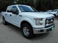 This 2017 Ford F-150 XLT SuperCrew FX4 will get you off