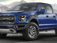 2017 Ford F-150 Raptor  Options:  Second-Row Heated