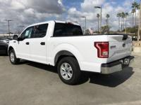 Options:  2017 Ford F-150|White/|V6 3.5 L