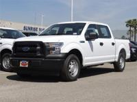 Options:  2017 Ford F-150 Xl 2Wd Supercrew 5.5' Box
