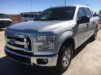 This outstanding example of a 2017 Ford F-150 XLT is